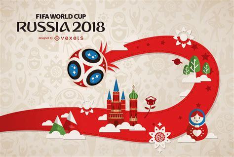 imagenes gratis año 2018 rusia 2018 dise 241 o de la copa mundial de la fifa