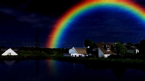 Rainbow Of real rainbow pictures www imgkid the image kid has it
