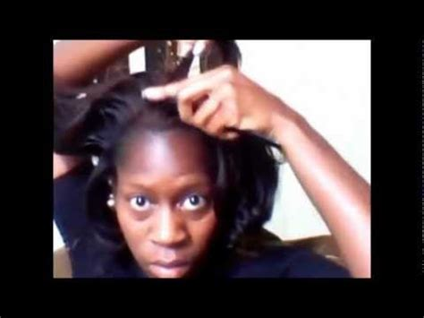 best flat iron for african american hair 2012 how to curl african american hair using flat iron tutorial