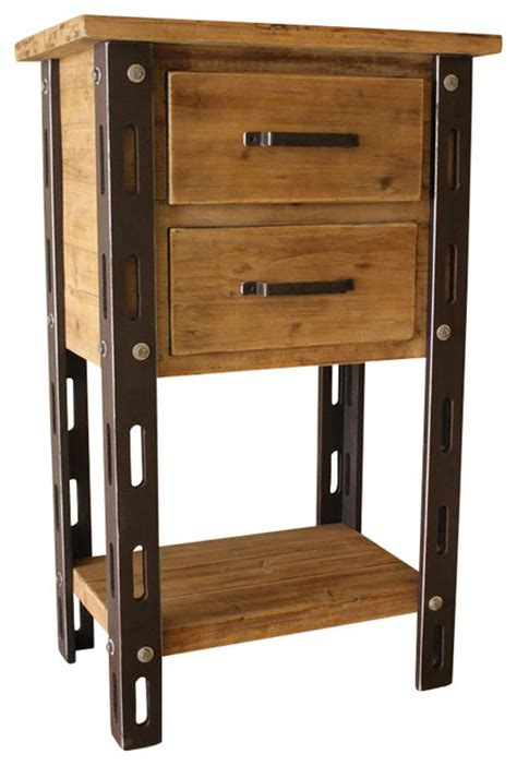 tall accent table with drawer 2 drawer tall table contemporary side tables and end