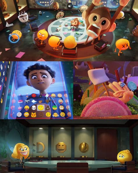 emoji characters inside out the emoji movie trailer is it me or did this movie about