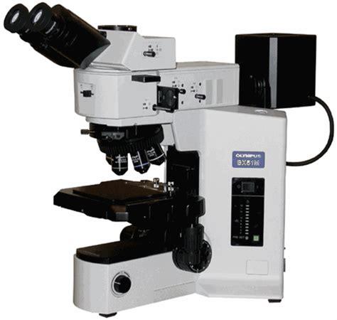 olympus bx51m dic microscope bx51 m bx51rf