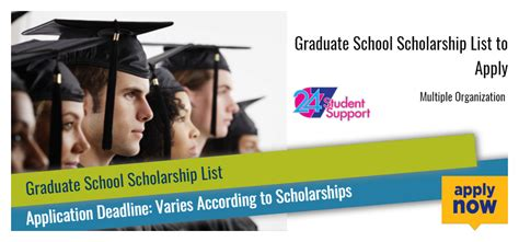 Grad School Scholarships Mba by Graduate School Scholarships To Apply 2018 2019