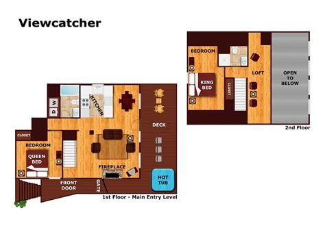 2 bedroom cabins in gatlinburg viewcatcher a 2 bedroom cabin in gatlinburg tennessee