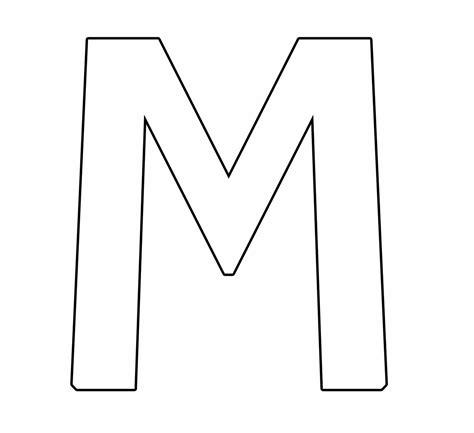letra m para imagui dibujos de la letra m pictures to pin on pinsdaddy
