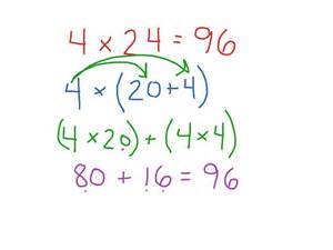 distributive property of multiplication examples match