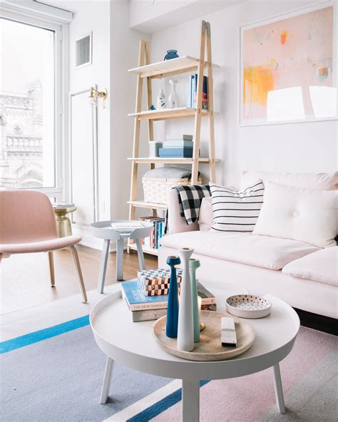 decorating ideas for my living room millennial pink decorating ideas from my living room