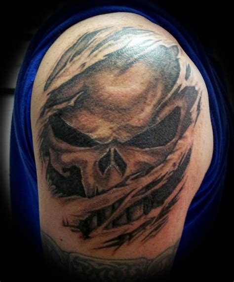 the punisher tattoo punisher skull s punisher skull