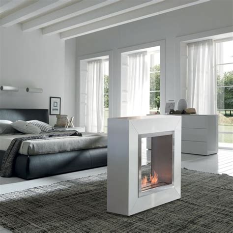 modern versatile fireplaces free standing fireplace