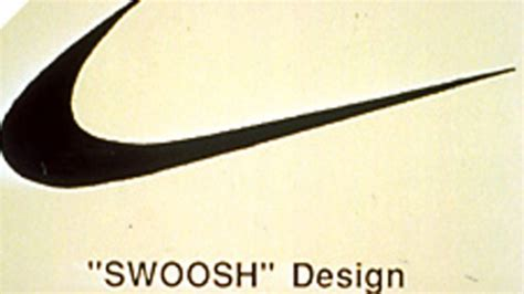 Swoosh Story Of Nike And The Who Played There J B Strasser how college student carolyn davidson created the nike swoosh