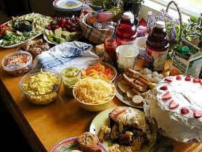 tisch essen stock photo of food table 3 food