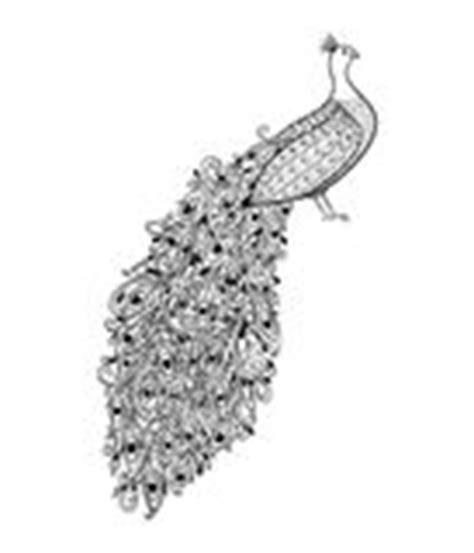 dibujo 233 tnico decorativo del pavo real blanco y negro pavo real dibujo ornamental estilizado blanco y negro