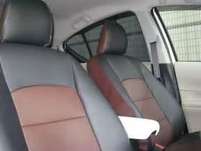 Seat Covers For Prius Toyota Prius C Aqua Genuine Rhd Like Leather Seat Covers