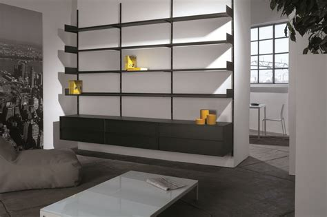 etagere ydf biblioth 232 que m 233 tal laqu 233 system by ydf design