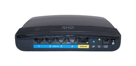 Router Wifi Cisco E1200 cisco linksys e series e1200 wireless router no power supply 745883596720 ebay
