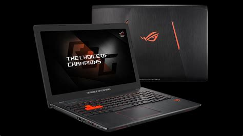 Laptop Asus Rog Strix Gl553 republic of gamers announces strix gl553vw gaming laptop