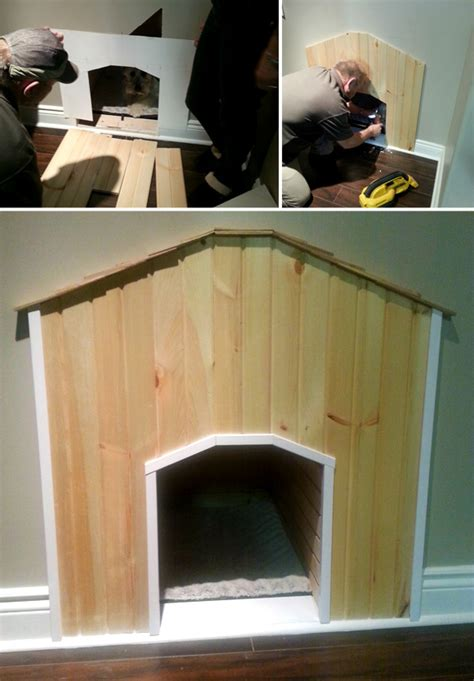 bed with built in dog bed making sleeping arrangements creative ideas for diy dog
