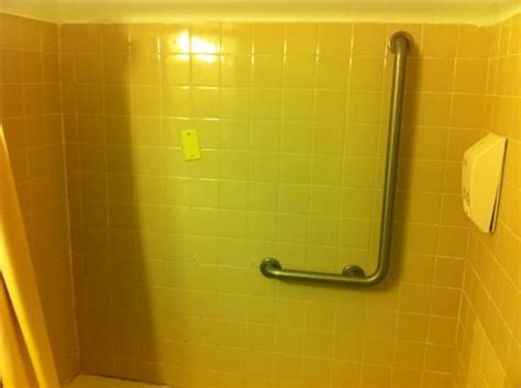 bathroom outlet puerto rico note the outlet cover in the shower nice touch don t