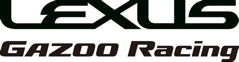 lexus racing logo lexus gazoo racing team logo toyota global newsroom
