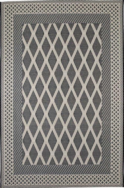 tappeti da esterni zoe tappeto da esterno a losanghe italy design