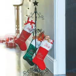 Christmas Stocking Floor Stand Christmas Stocking Holder Stand Improvements Catalog