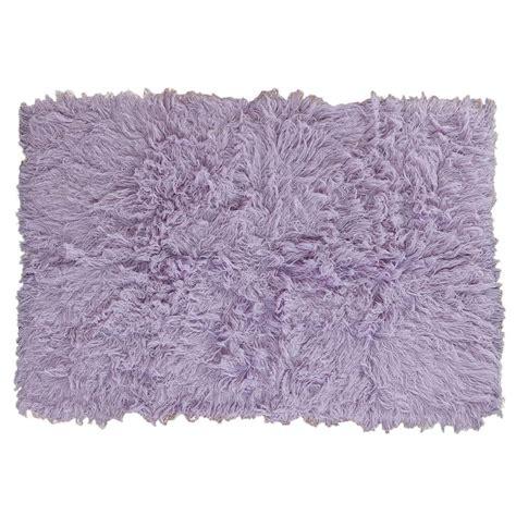 flokati rug uk flokati rug 1400g m2 140x200cm purple 1 pashmina pashminas co uk