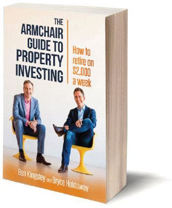 armchair property investor order book the property couch