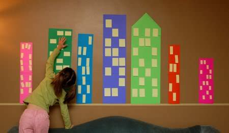 Easy City Scape Mural Inner Child Fun