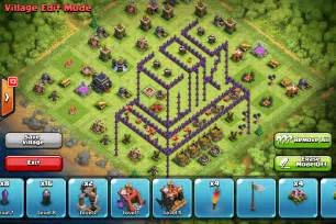 Clash of clans maxed out base apps directories