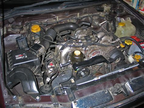 how do cars engines work 1990 subaru legacy electronic valve timing file australian subaru ej22e engine jpg wikimedia commons