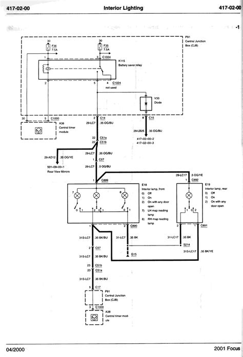 ford focus mk2 wiring diagram ford focus mk2 wiring diagram wellread me