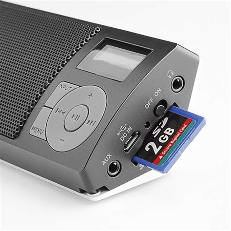 Speaker Fleco 611 Usb Memory buy edifier m18 portable card speaker mini speaker usb
