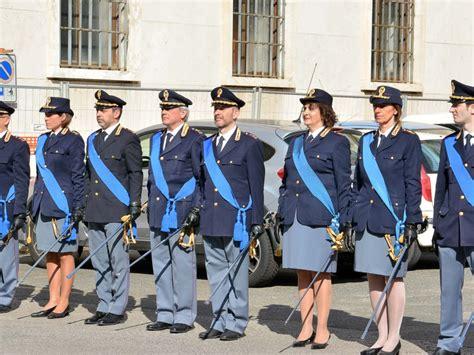 polizia di stato dati la polizia compie 165 anni tutti i dati e nomi