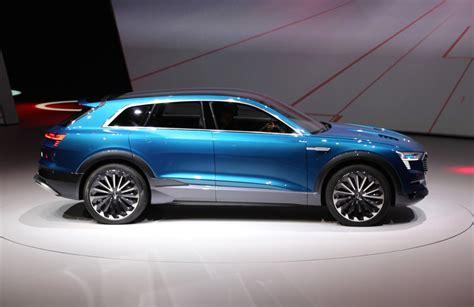 audi quattro concept 2015 audi e quattro concept 2018 q6 electric car