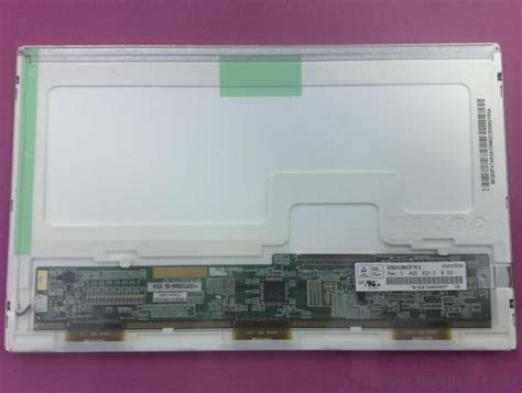 Led 100 Hsd100ifw4 30pin Lebar Laptop Screen Hannstar 10 1 Led Screen Hsd100ifw1 A00