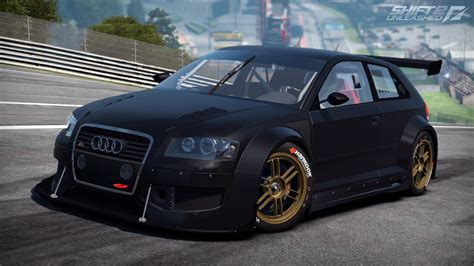 Audi Spiele by Cars Audi A3 Need For Speed Shift 2