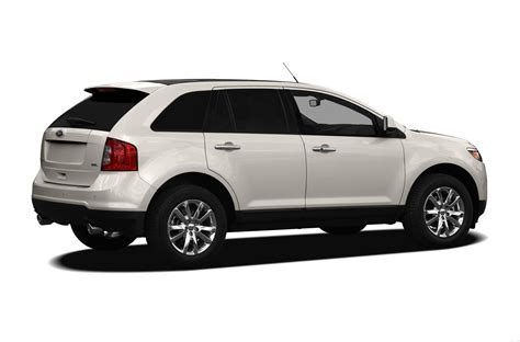 ford edge crossover 2012 ford edge price photos reviews features