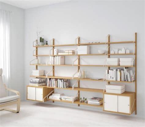 libreria a giorno ikea ikea librerie a giorno affordable libreria brusali with