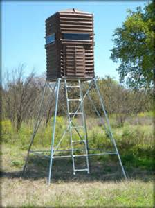 Elevated Home Plans deer hunting blinds the blynd hunting blinds san