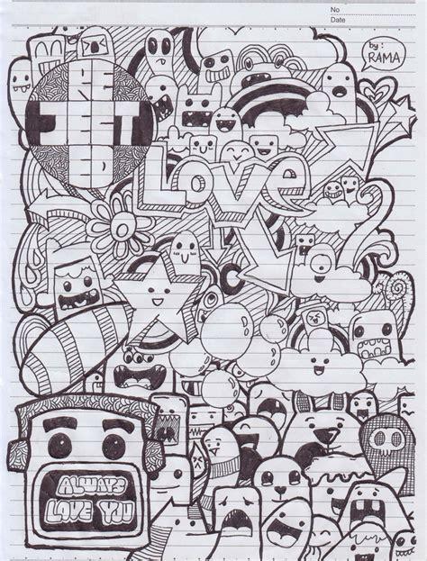 doodle about doodle by rachmatarrmdhn on deviantart