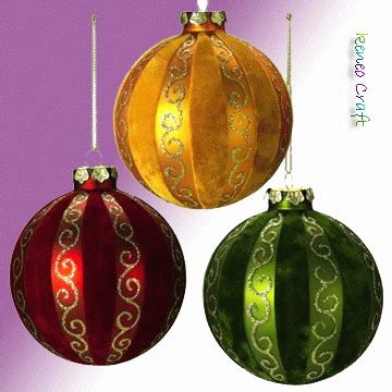 history of christmas tree ornaments