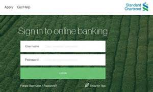standard bank banking login page standard chartered zw 2018 2019 student forum