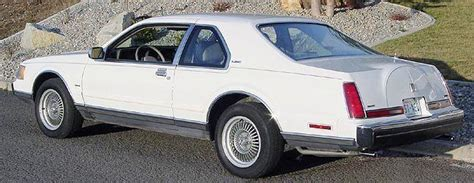 how make cars 1989 lincoln continental mark vii lane departure warning lincoln car pictures page 2 old and new car pics