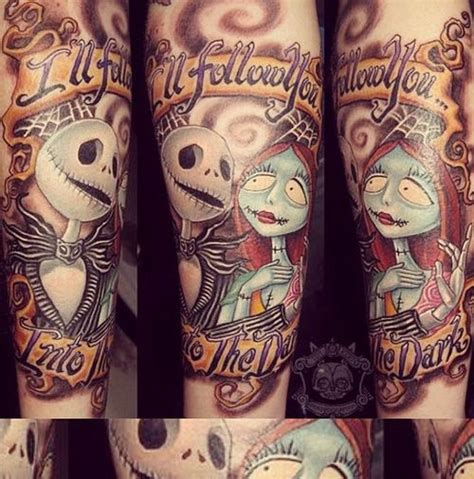 tattoo nightmares kayla the corpse bride tattoos tattoo nightmare before