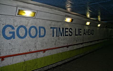 Yesterday Lies Ahead school is done
