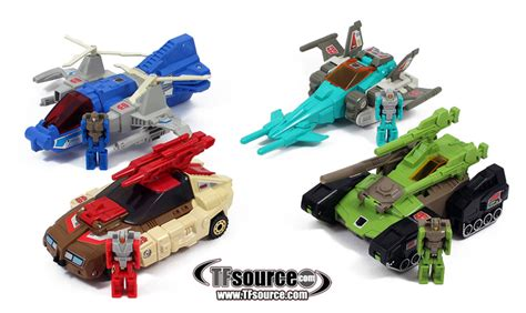 Weijiang Transformers G1 Headmasters Hardhead Figure New In 1987 autobot headmasters source