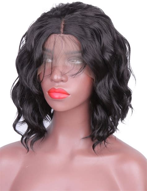 short curly bob wig popular cut lace wig buy cheap cut lace wig lots from