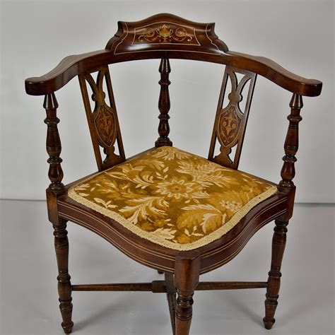 antique sofas and chairs edwardian corner chair antique furniture