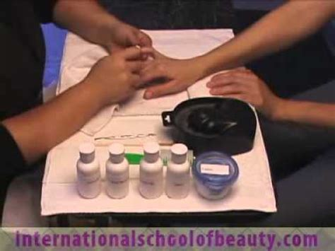 state board practical set up upload share and discover one hand manicure state board preparation manicure youtube