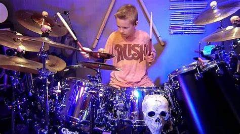 Zz Top La Grange Drum Cover by If Zz Top Needs A Drummer Call This Kid His Cover